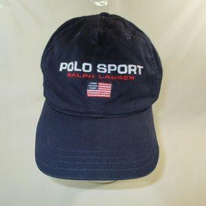 Vtg. 90's Polo Sport Ralph Lauren Cap/Hat